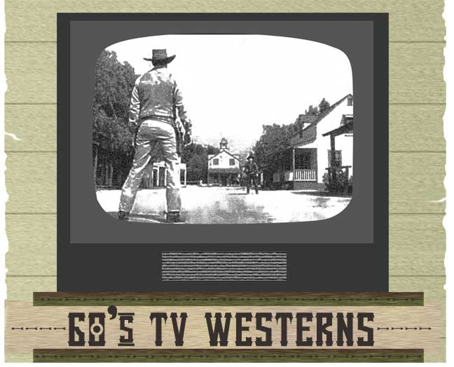 TV nostalgia 1950-80 Pt1 - 'The Westerns'.