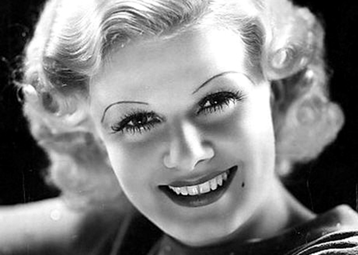 Jean Harlow - quite a woman.