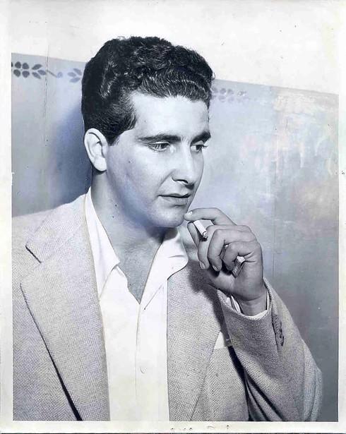Johnny Stompanato - Stud to the Stars.