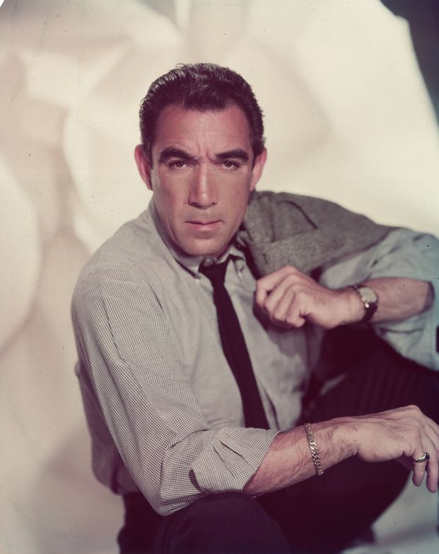 Anthony Quinn - a hypocrite or just a product of his times?