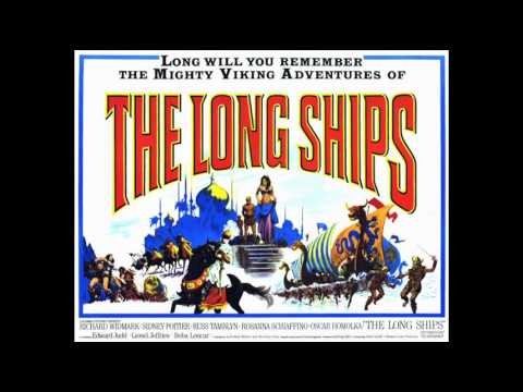 'THE LONG SHIPS' (1964) - what a stupid, stupid movie!