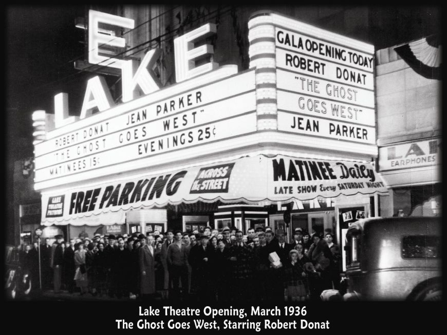 Image result for A historical movie theatre