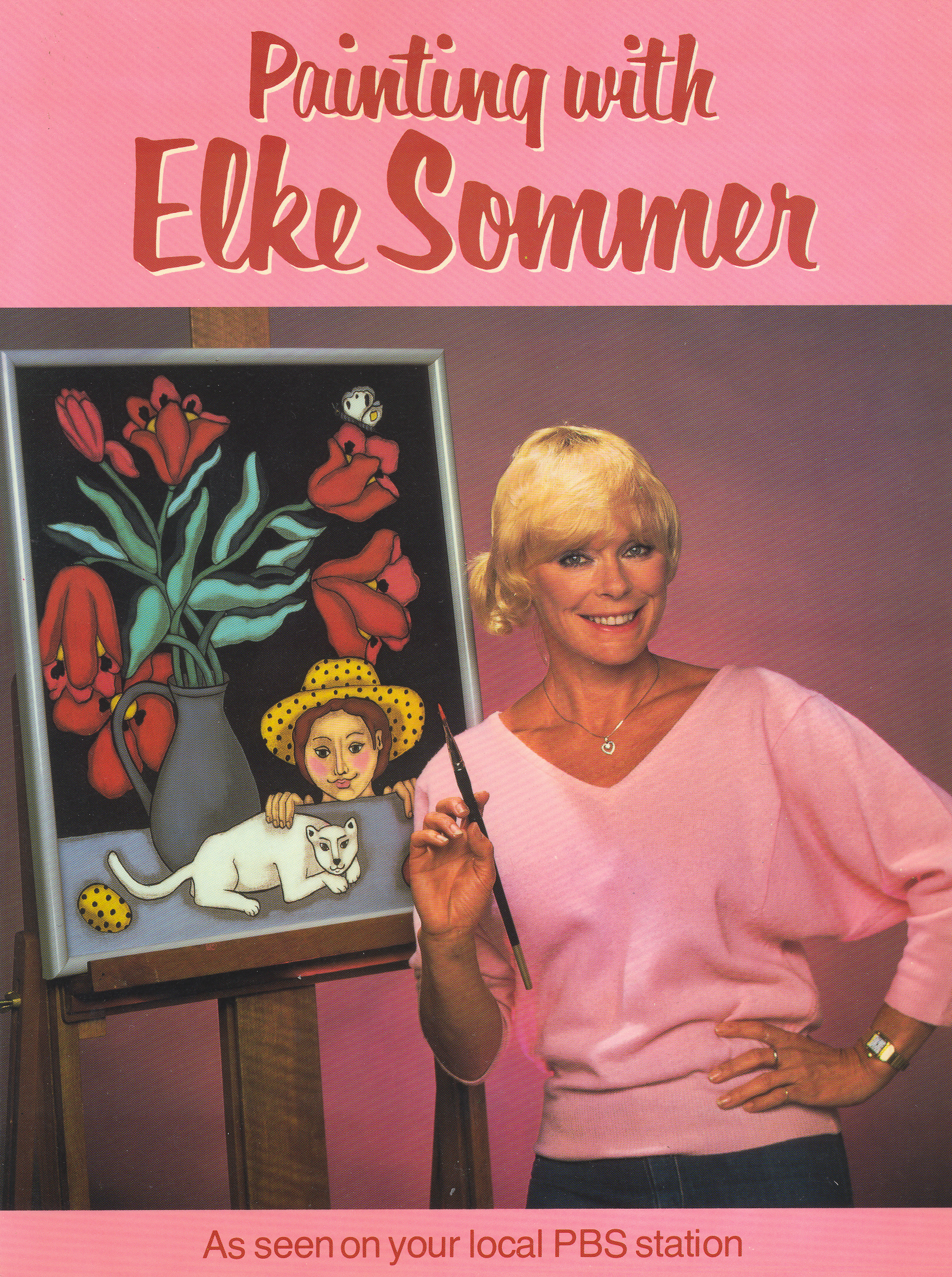 Elke Sommer The talent that accumulates here from all