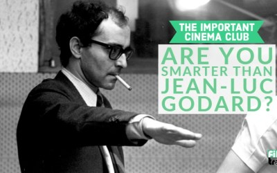 ICC #4 – Are you Smarter than Jean-Luc Godard?