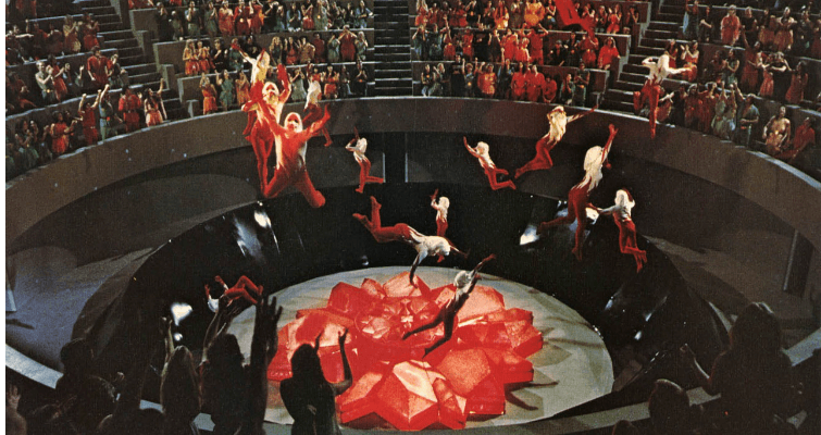 Logan's Run – The Future is Pointless