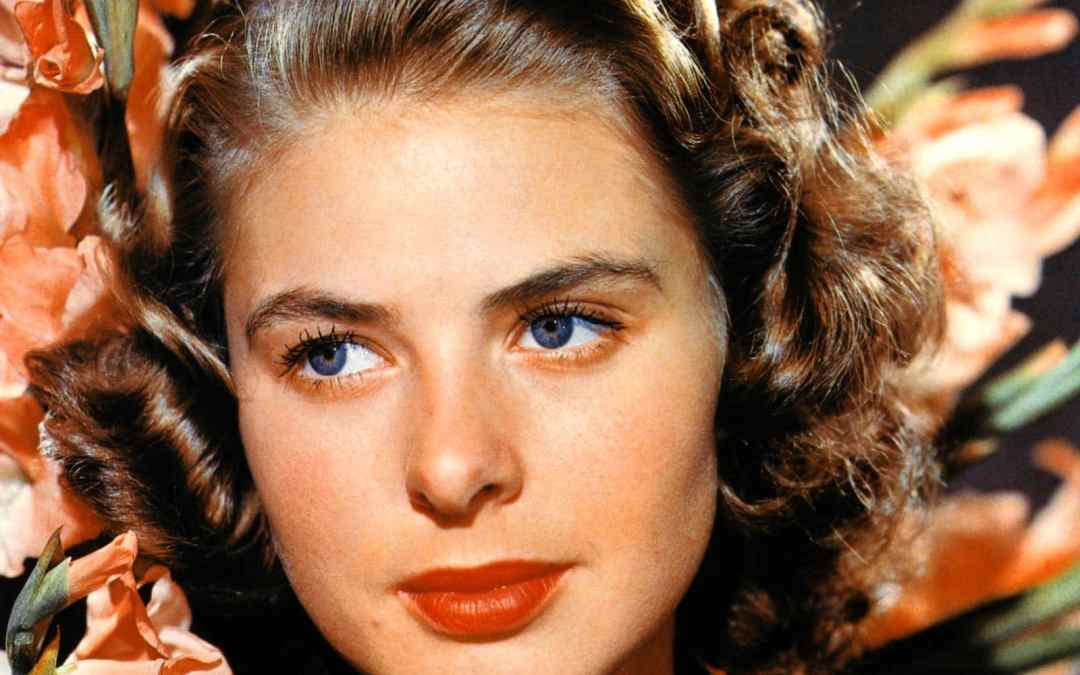 Ingrid Bergman Important Cinema Club