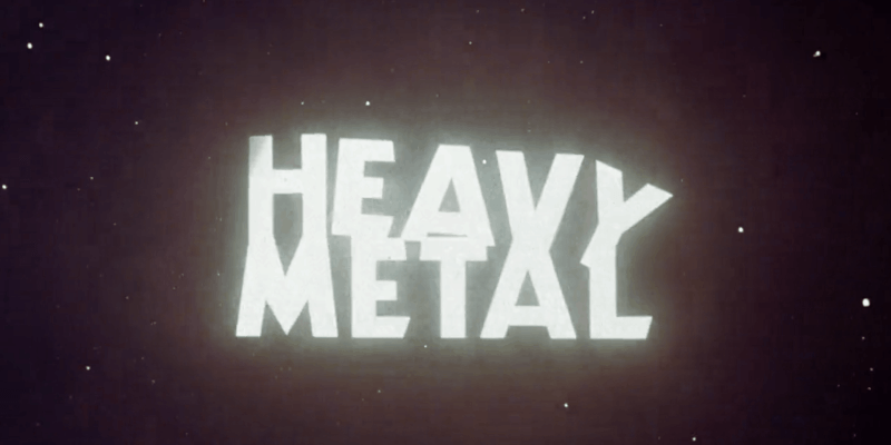 Heavy Metal 1 The Most Important Movie In The World