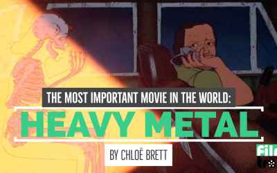 The Most Important Movie In The World – Heavy Metal with Shane