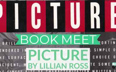 Book Meet: Picture by Lillian Ross