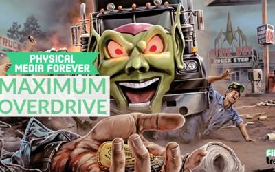 Blu-ray Review: Maximum Overdrive (Vestron Video)