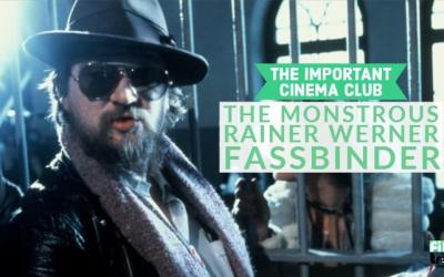 ICC #143 – The Monstrous Rainer Werner Fassbinder
