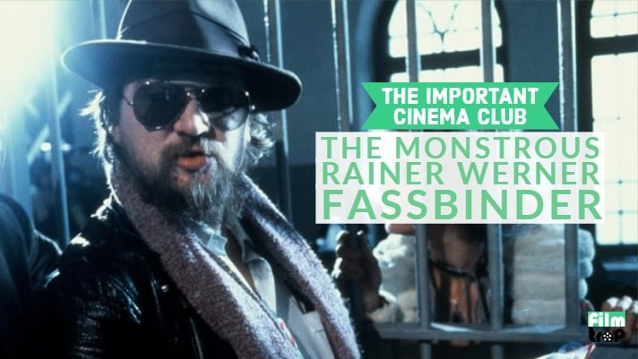 ICC #143 – The Monstrous Rainer Werner Fassbinder