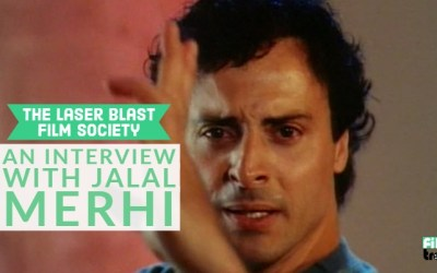 Laser Blast: An Interview with Jalal Merhi (Expect No Mercy)