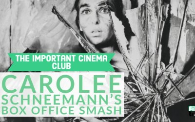 ICC #159 – Carolee Schneemann's Box Office Smash
