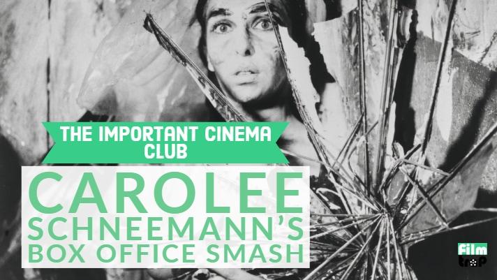 ICC #159 – Carolee Schneemann's Box Office Smash