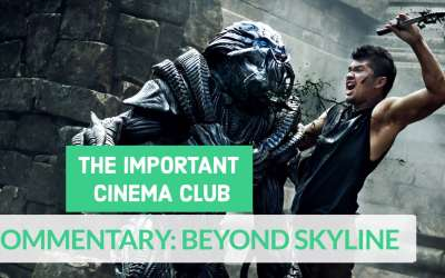 COMMENTARY TRACK: Beyond Skyline (with Writer/Director Liam O'Donnell)