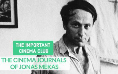 ICC #227 – The Cinema Journals of Jonas Mekas