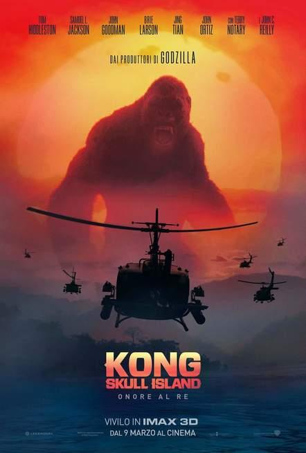 King Kong Skull Island Streaming : skull, island, streaming, Kong:, Skull, Island, (2017), Streaming, FilmTV.it