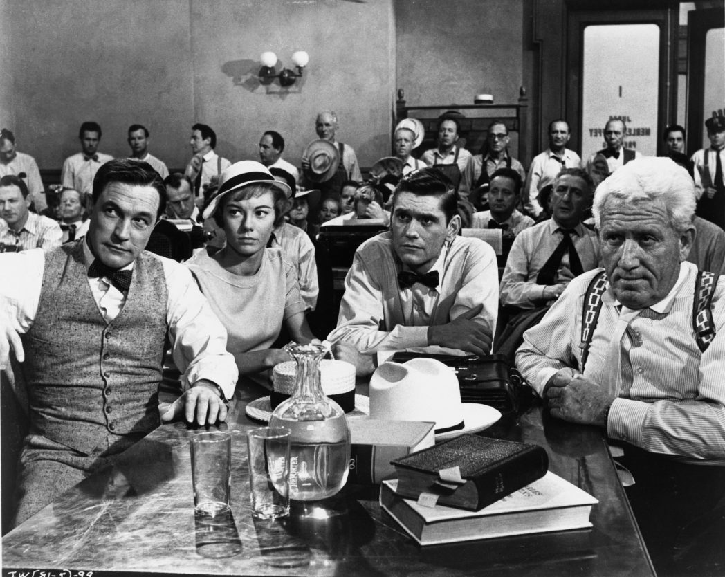 Inherit The Wind Dual Format Release