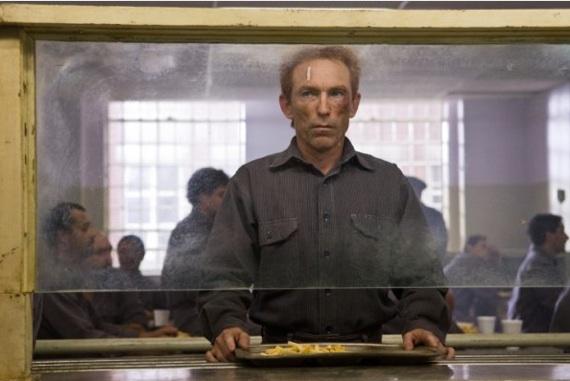 """Jackie Earle Haley in """"Watchmen"""""""