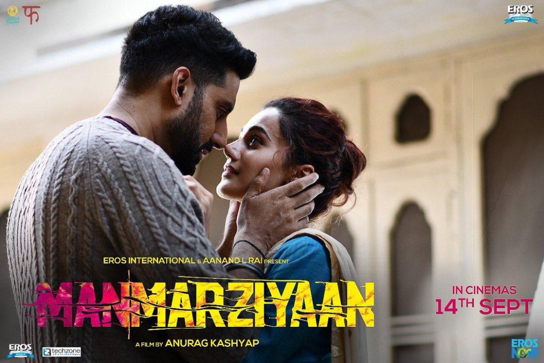 Manmarziyaan Abhishek Bachchan Tapsee Pannu