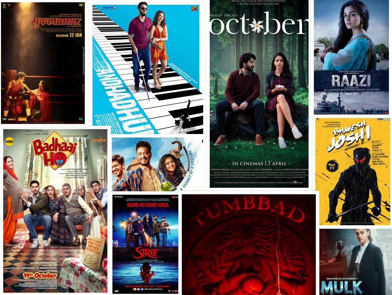 filmyfool best hindi films of 2018