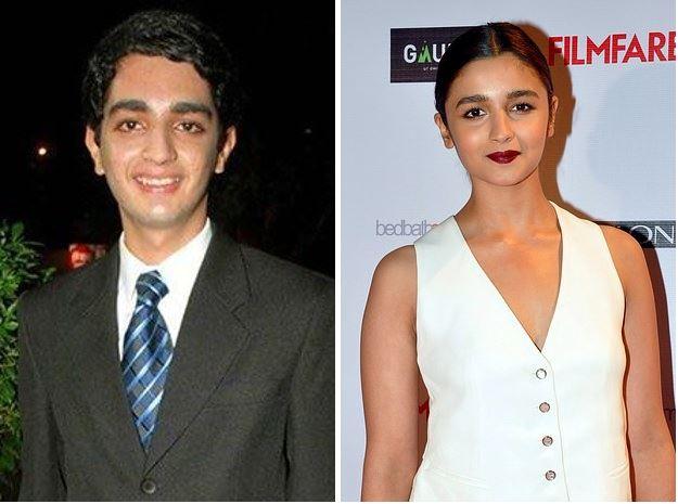 Image result for Parzan Dastur and Alia Bhatt