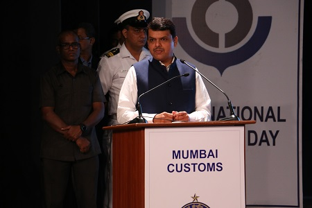 mumbai customs