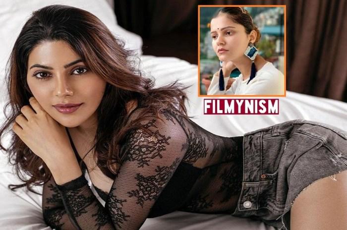 Actress Nikki Tamboli in Bigg Boss14-Filmynism