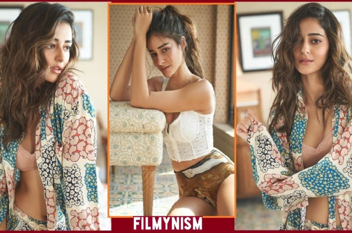 Ananya Pandey in Hot Look-Filmynism