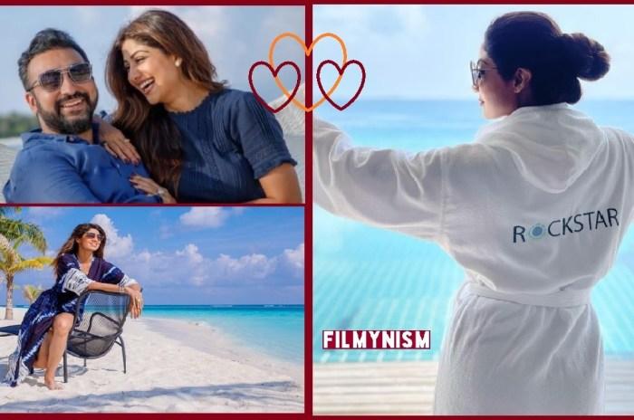 Shilpa Shetty & Raj Kundra-Filmynism