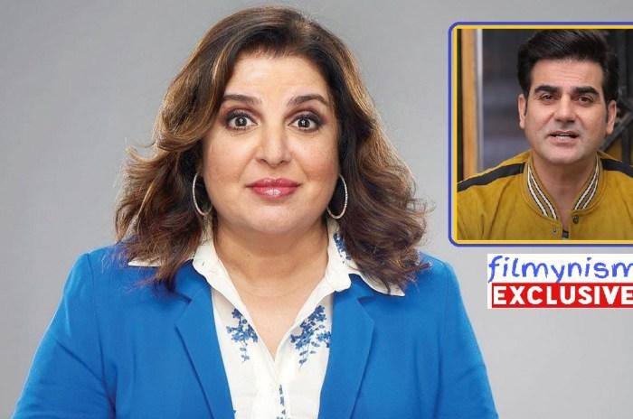 Farah Khan and Arbaz Khan-Filmynism