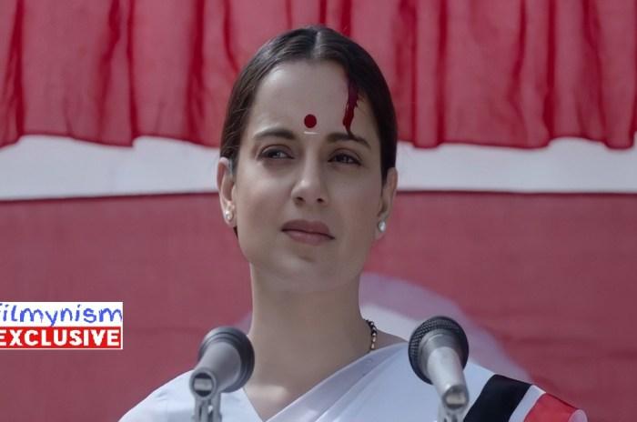 Kangana Ranaut as Jayalalithaa in Thalaivii-Filmynism