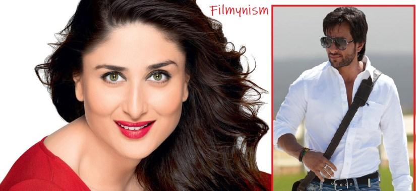 Kareena Kapoor Khan and Saif Ali Khan-Filmynism