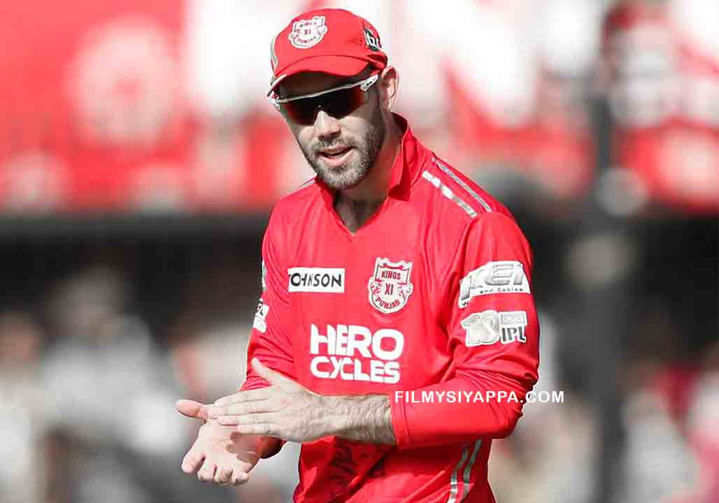 Glenn Maxwell Net Worth