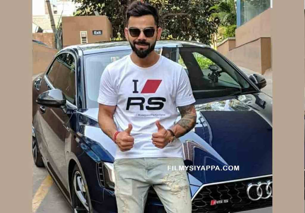 Virat Kohli Net Worth 2020