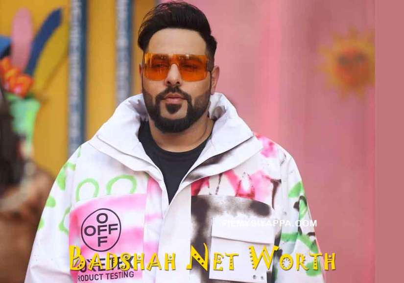 Badshah Net Worth In 2020