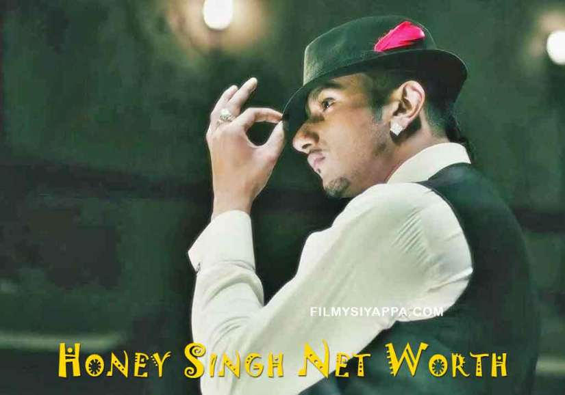 Honey Singh Net Worth