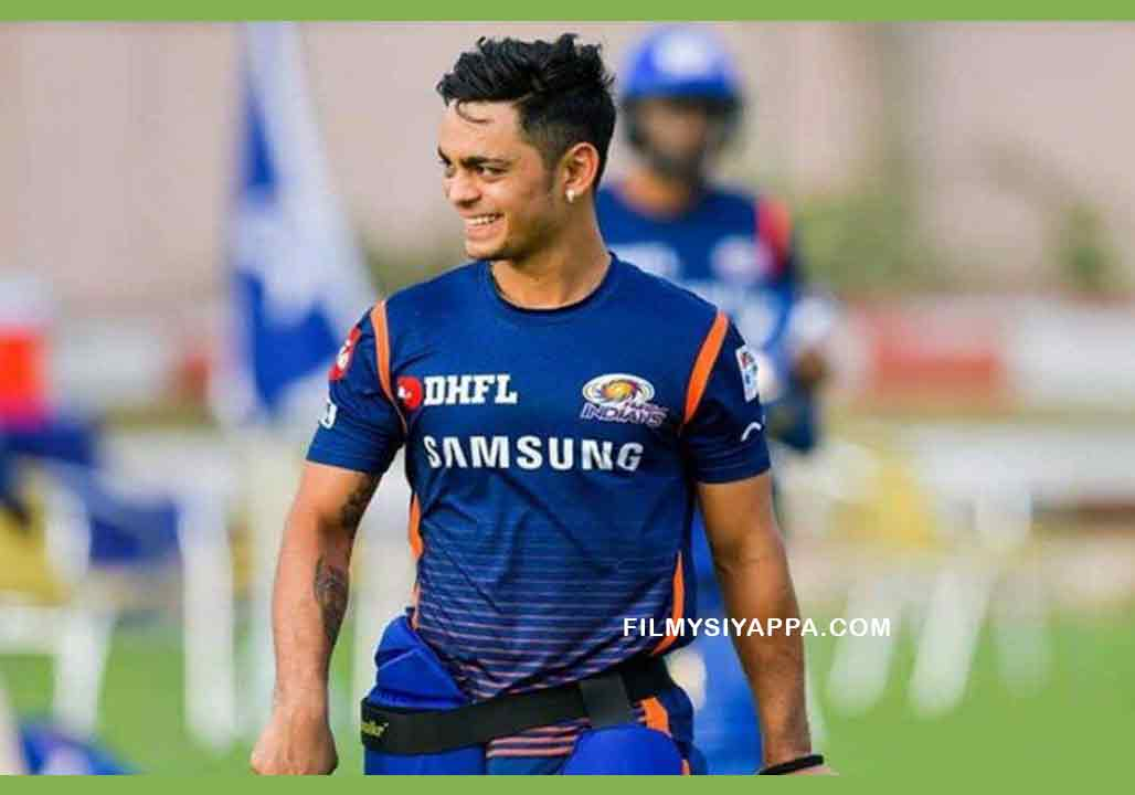 Ishan Kishan Net Worth 2020