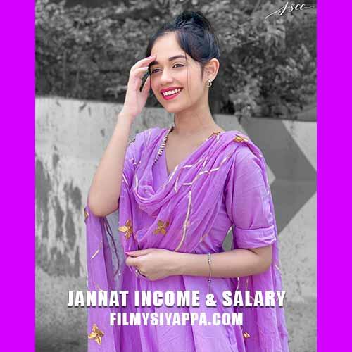 Jannat Zubair Net Worth & Salary