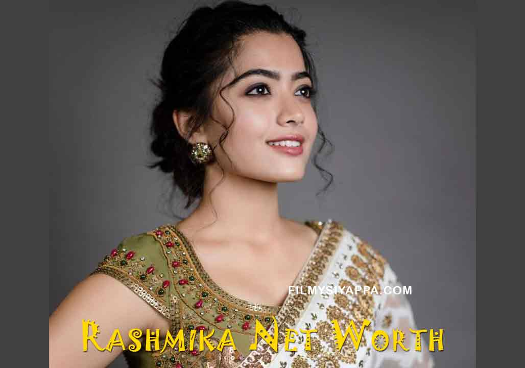 rashmika mandanna Net Worth