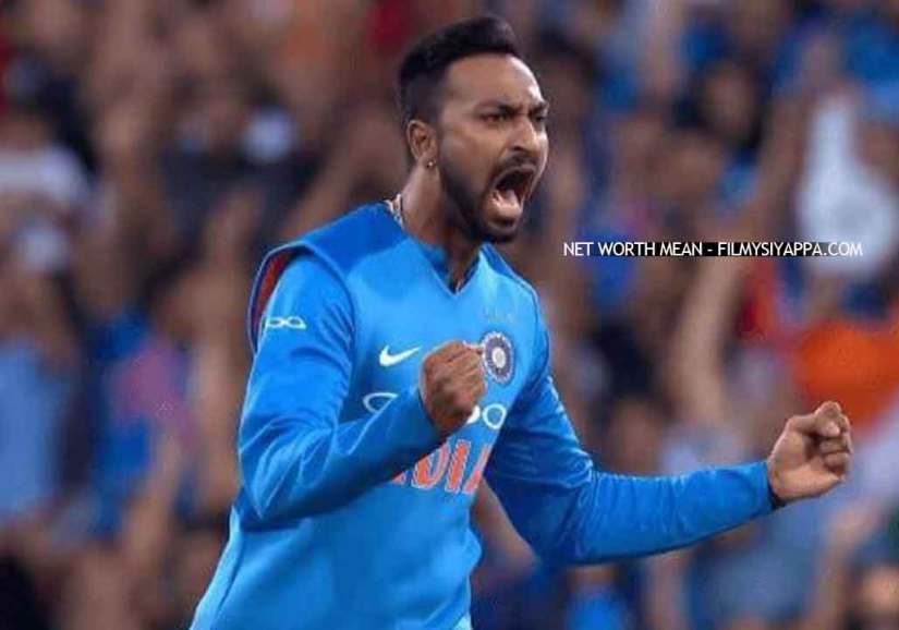 krunal pandya net worth 2021 in rupees