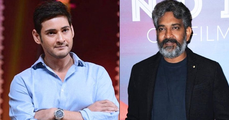 mahesh babu and rajamouli combination movie sets on december