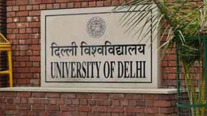 Education ministry asks DU to appoint an official for inquiry into misgovernance charges