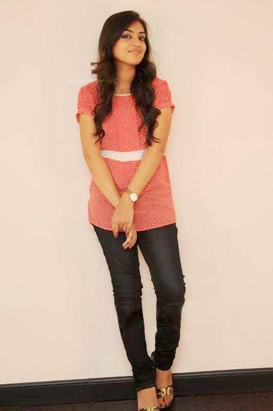 Nazriya Nazim Cute Stills VISIT WwwFILMYBOLin