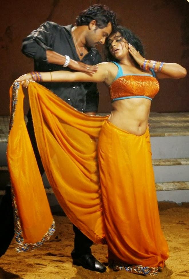 Priyamani Hot Photos In Saree From Tikka Movie VISIT Www