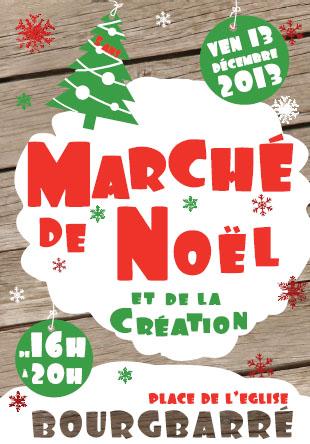 Marché de Noël de Bourgbarré