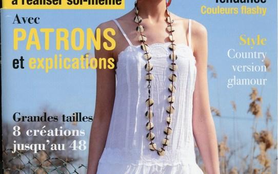 """Idées Magazine Couture - """"La mia boutique"""""""