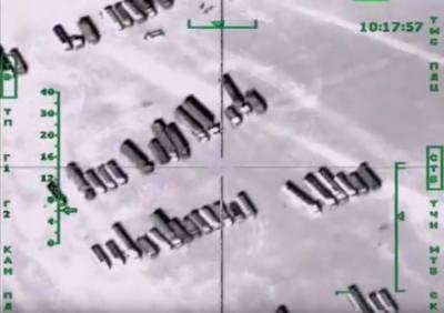 Όυτε ένας δορυφόρος κατάφερε να δεί τα βυτιοφόρα του ISIS!!!