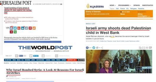 Όμως ακόμη το Ισραήλ δεν βλέπει τους πραγματικούς τρομοκράτες!!!